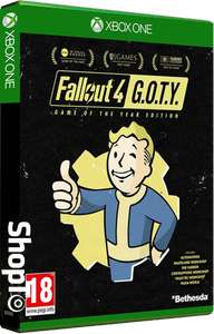 Fallout 4: Game of The Year Edition (Xbox One et PS4)
