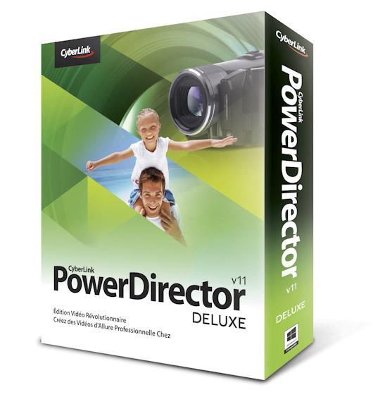 Logiciel PowerDirector 11 gratuit