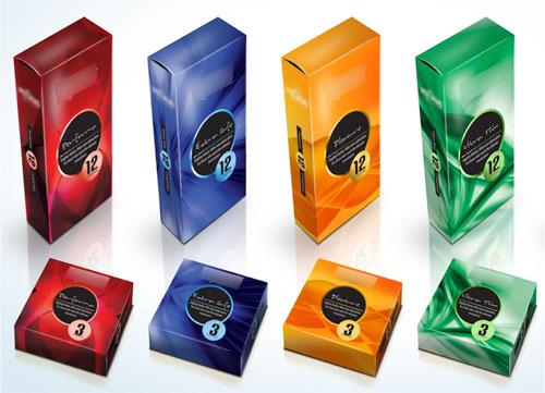 Boite de 3 préservatifs