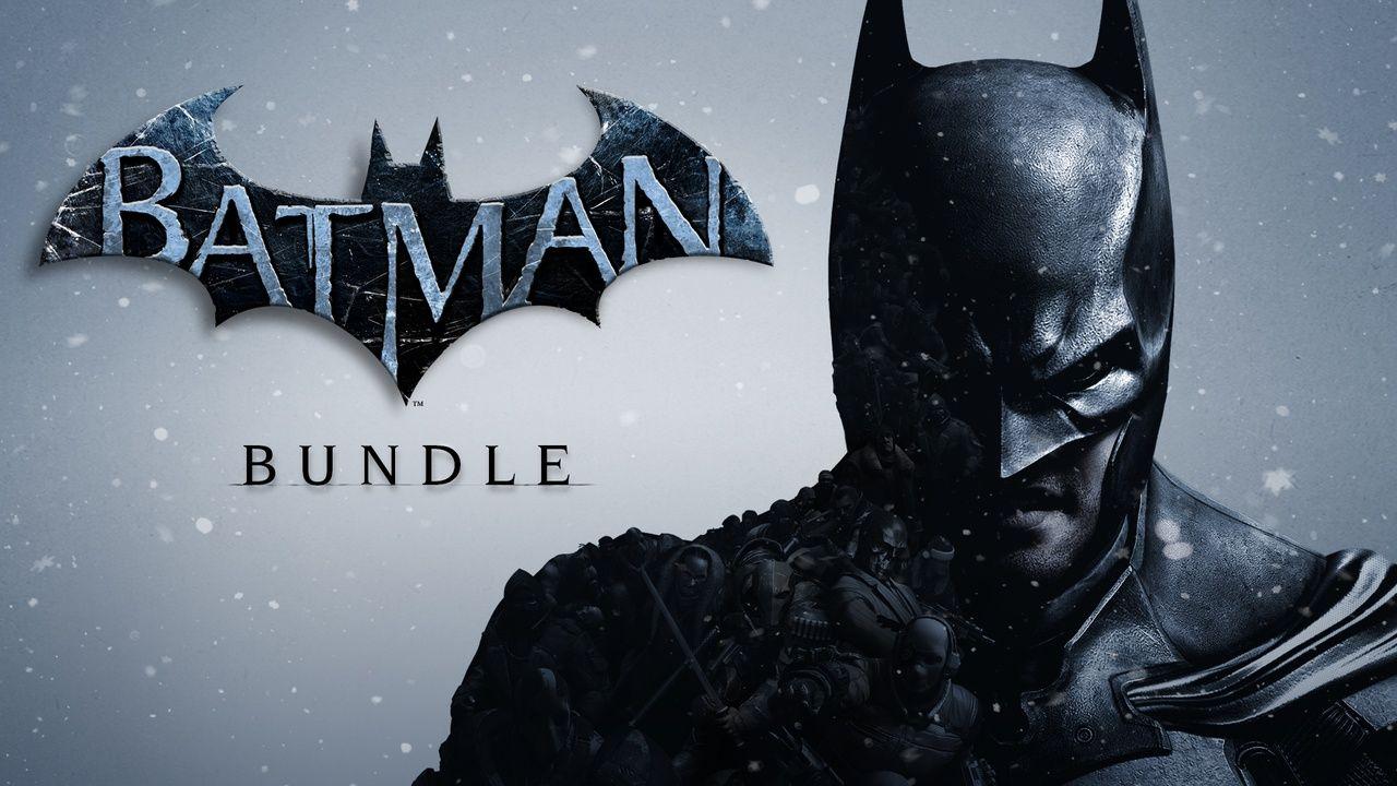 Pack de jeux Batman sur PC (Dématérialisé, Steam)
