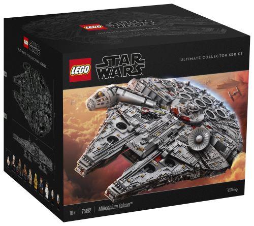 [Adhérents] Lego Star Wars 75192 - Millennium Falcon + 70€ en chèques cadeaux