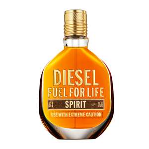 Eau de toilette Diesel Fuel For Life Spirit 125ml