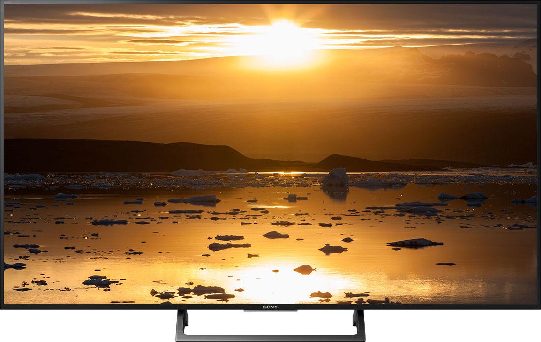 """TV 55"""" Sony KD-55XE7077 - UHD, 4K"""