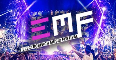 Pass 3 jours pour le Electrobeach Music Festival - Port Barcares
