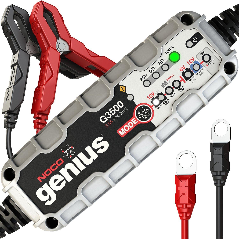 Chargeur batterie Noco G3500 - 6V/12V, 3.5A