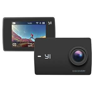 "Camera sportive YI Discovery - 4K - 8MP - WiFi - Ecran LCD 2"" - Grand Angle 150° (Vendeur tiers)"