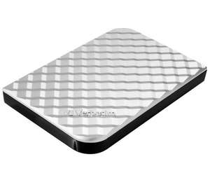 "Disque dur externe 2.5"" Verbatim Store'n'Go Silver - 1,75To - USB 3.0"