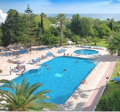 Séjour de 29 Jours / 28 Nuits par personne à Hammamet en Tunisie à l'Hôtel MY+ Club Président 3 (Formule tout inclus)