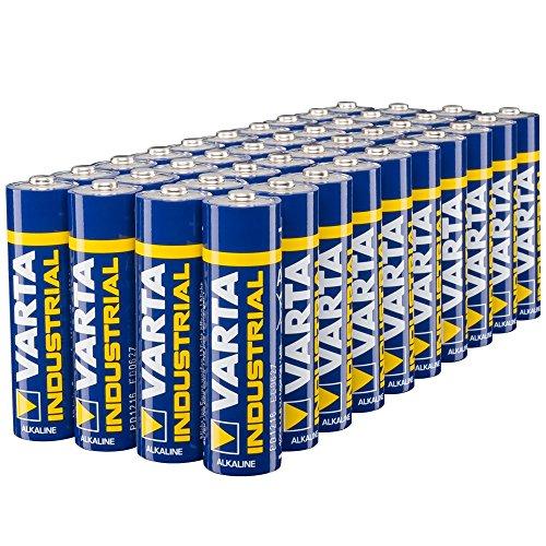 Lot de 40 Piles Alcaline Varta - AA ou AAA