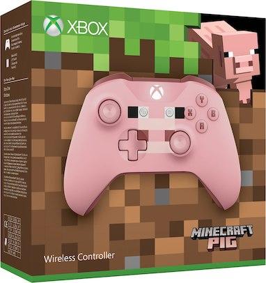 Manette sans fil Xbox One édition limitée Minecraft (Frontaliers Suisse)