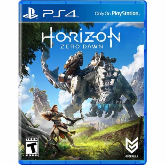Sélection de Jeux en Promotion - Ex : Horizon Zero Dawn sur PS4