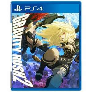 Gravity Rush 2 sur PS4
