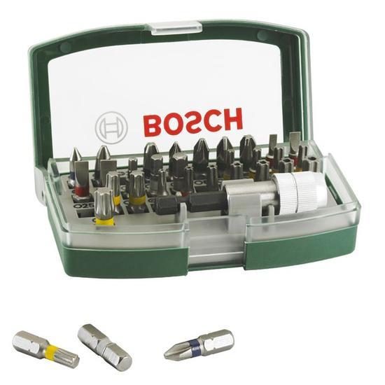 [CDAV] 20% de réduction sur une sélection d'outils Bosch - Ex : Jeu d'embouts Bosch de vissage - 32 pièces