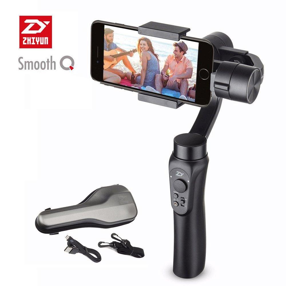 Stabilisateur Zhiyun Smooth-Q Gimbal pour Smartphone - 3 Axes (vendeur tiers)