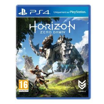Sélection de Jeux en Promo - Ex :  Horizon Zero Dawn sur PS4