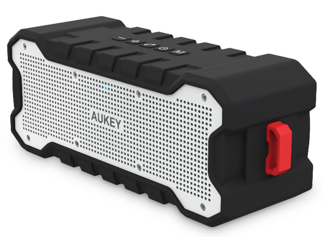 Enceinte Bluetooth Aukey SK-M12 - Noir (Vendeur tiers)