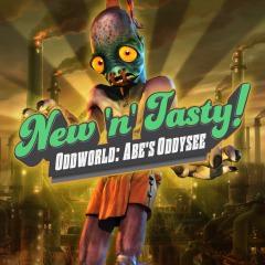 Oddworld New 'n' Tasty! sur PS4 (Dématérialisé)