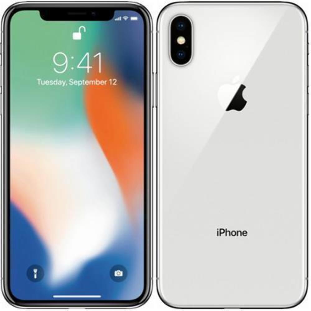 "Smartphone 5.8"" Apple iPhone X - 64 Go, Blanc"