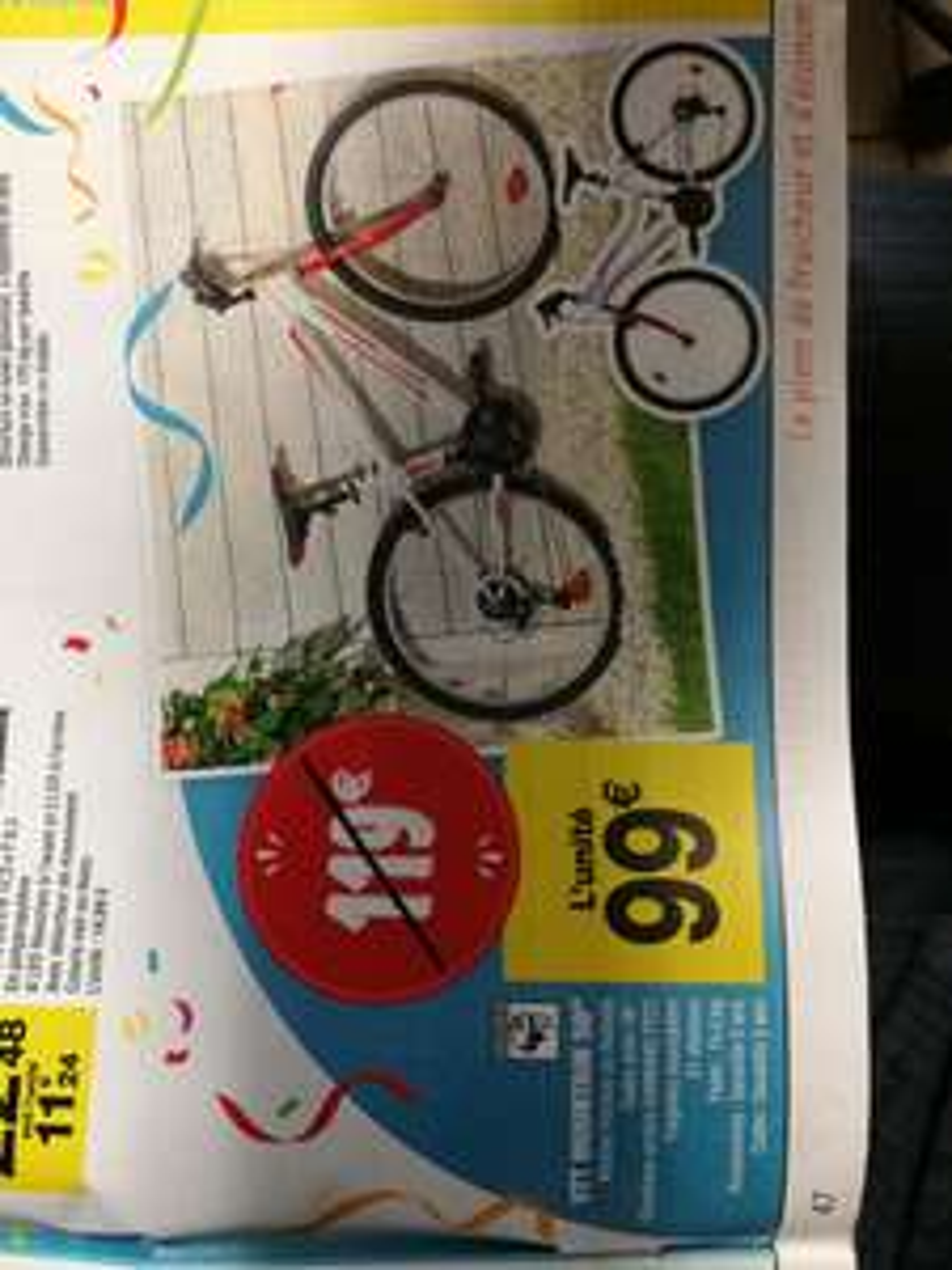 """Vélo VTT Moutain 50"""" - Seclin (59)"""
