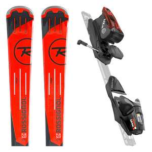 Ski Rossignol poursuit 400 carbon + fixation NX 11 Fluid 2017 (taille 163 cm)