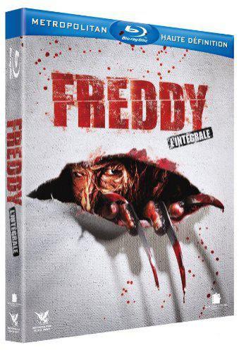 Freddy - L'intégrale en Blu-ray + DVD Bonus Exclusif + 1 Comic Book