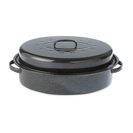 Plat de cuisson Roaster avec grille