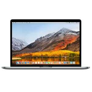 "PC Portable 15.4"" Apple MacBook Pro 15 MPTR2FN/A Touch Bar Gris Sidéral - 2880 x 1800, i7 , RAM 16Go, SSD 256Go, Radeon Pro 555 2Go"