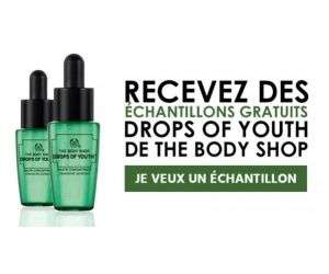 Kit Découverte Drops of Youth Gratuit