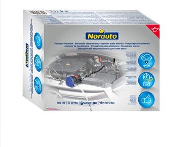 Vidangeur électrique 12V Norauto