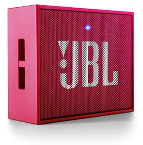 Enceinte Bluetooth portable JBL Go - Rose