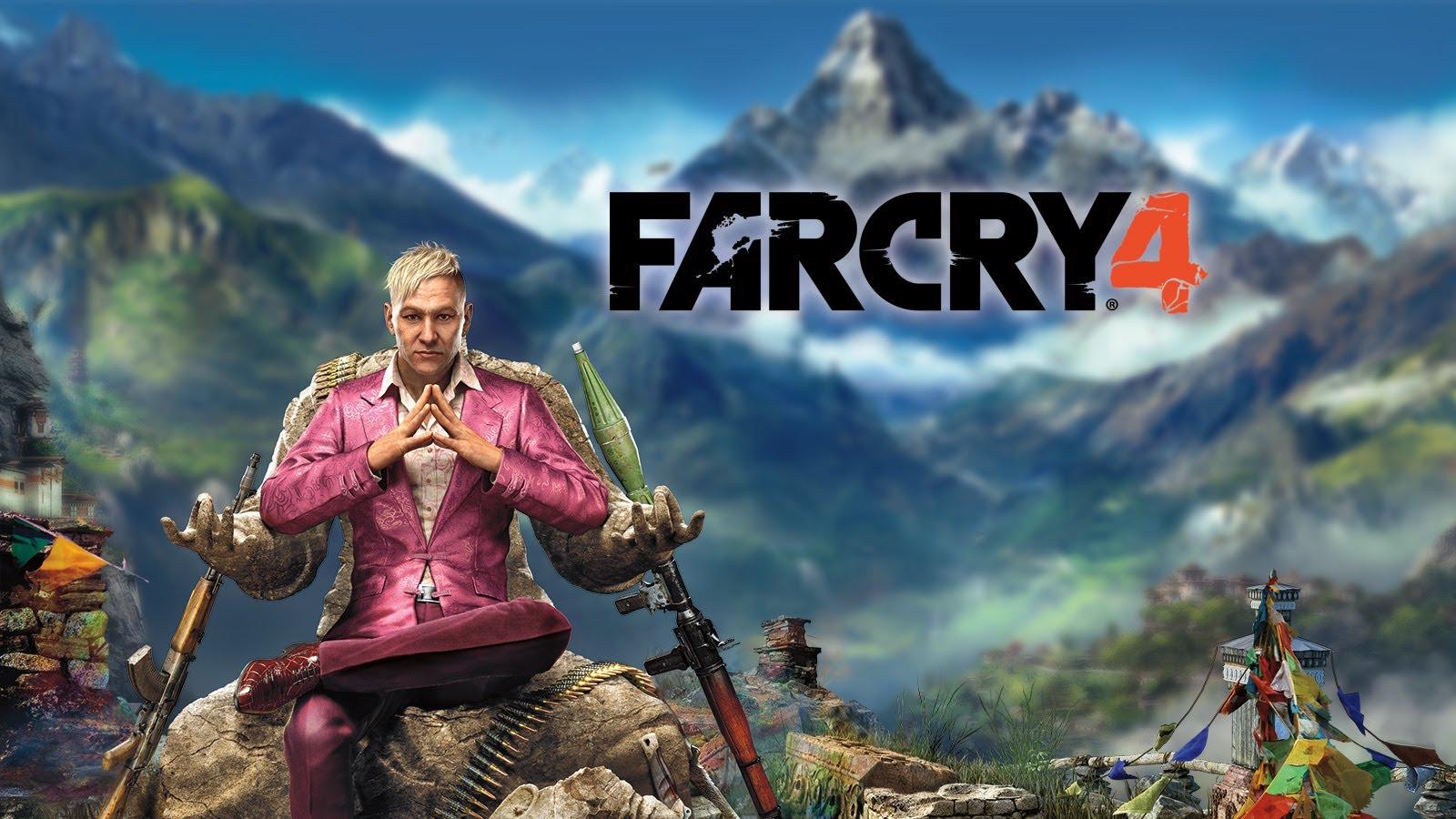 Far Cry® 4 sur Pc (Dématérialisé - Uplay)