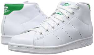 Baskets Adidas Stan Smith Cuir Montantes - 36 au 44 1/3