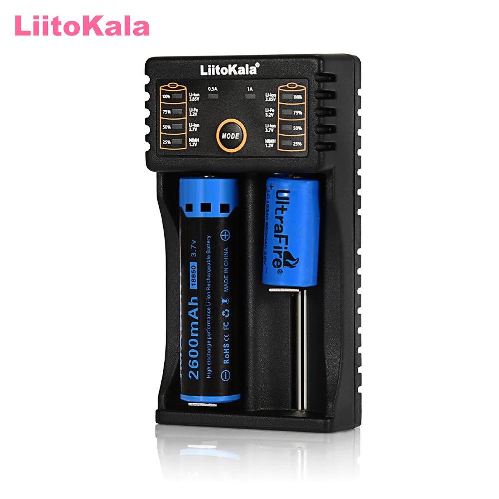 Chargeur et vérificateur de batterie LiitoKala Lii