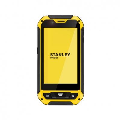 """Smartphone de chantier 4"""" Stanley S131 - 1 Go de RAM, 8 Go, Android 4.4, IP67"""