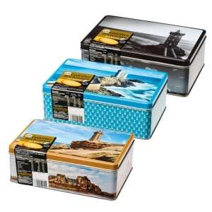 Boîte Métal de galettes bretonnes pur beurre C Tropbon - 395 g