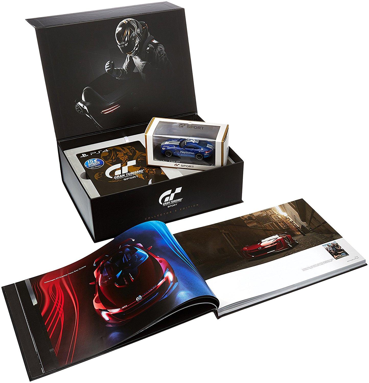 Jeu Gran Turismo Sport - Edition Collector sur PS4