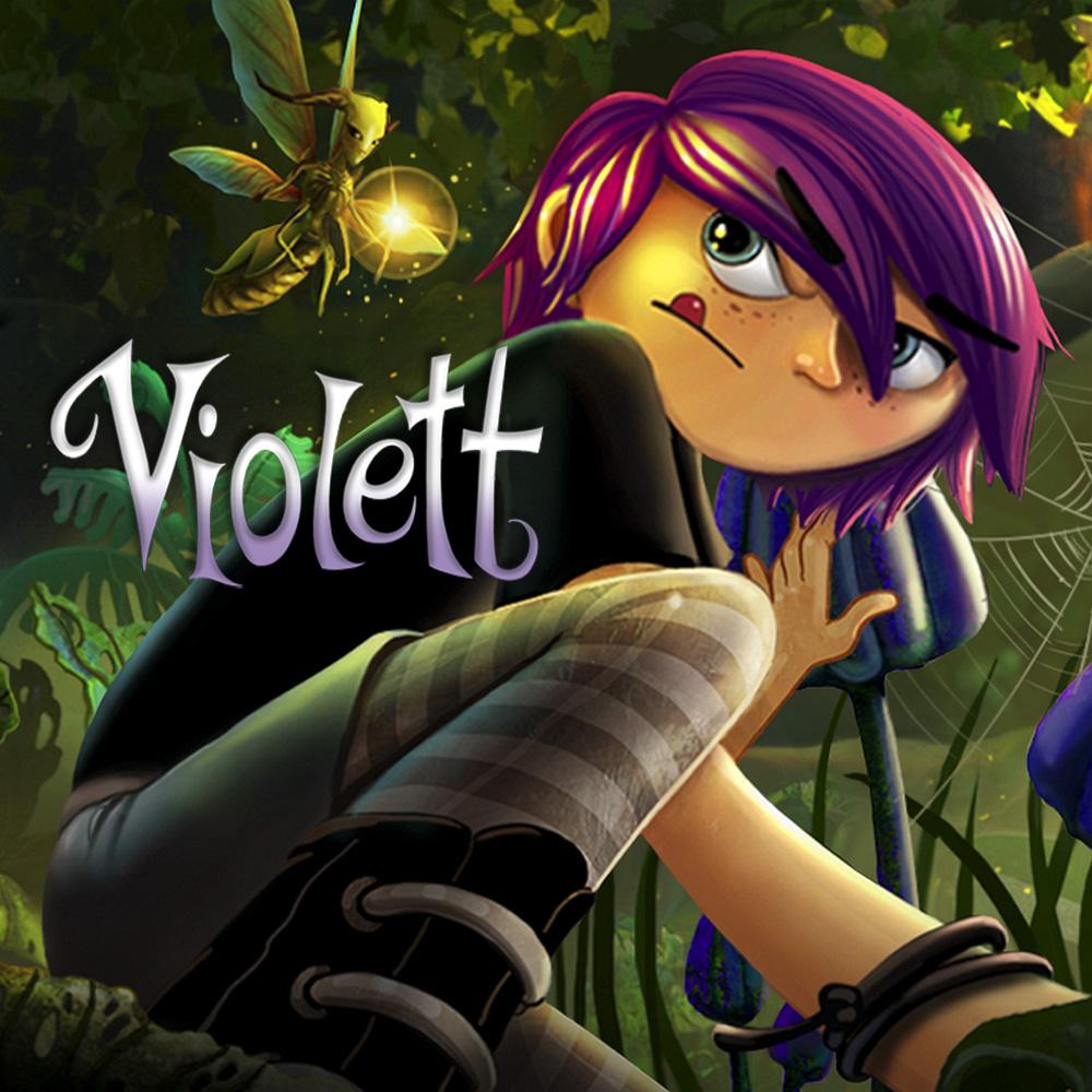 Jeu Violett sur Nintendo Switch (Dématérialisé)