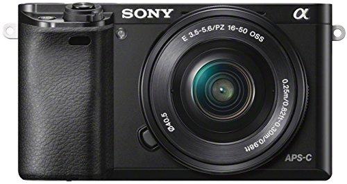 Appareil Photo Numérique Hybride Sony Alpha 6000  + objectif 16-50 mm