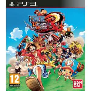 One Piece Unlimited World Red sur PS3