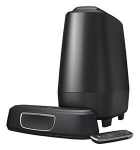 Barre de son home cinéma Polk Audio MagniFi Mini Sound Bar WiFi Bluetooth + Wireless Subwoofer