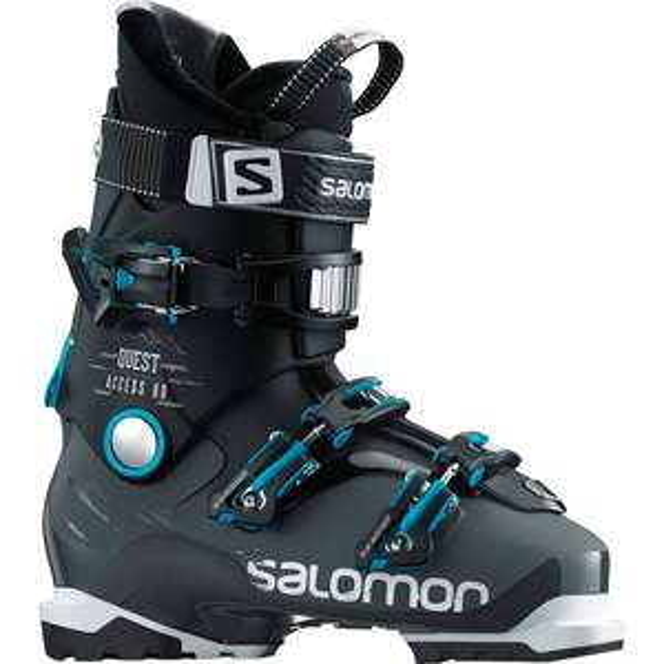 Chaussures de ski Salomon Quest Access 80 Anthra (2017) - du 26 au 29