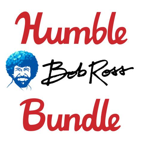 Humble Bob Ross Bundle : 2 jeux sur PC (Dématérialisés - Steam) à partir de 0.80€
