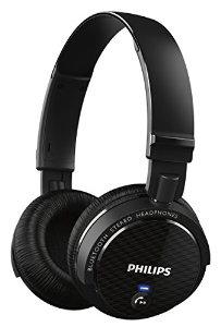 Casque bluetooth 3.0 Philips SHB5500BK/00