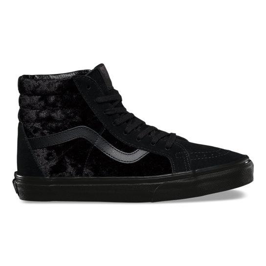 Chaussures Vans Sk8 Hi Reissue Velour pour Hommes - Coloris et Tailles au choix