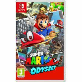 Sélection de jeux Nintendo Switch et PS4 en promotion - Ex : Super Mario Odyssey