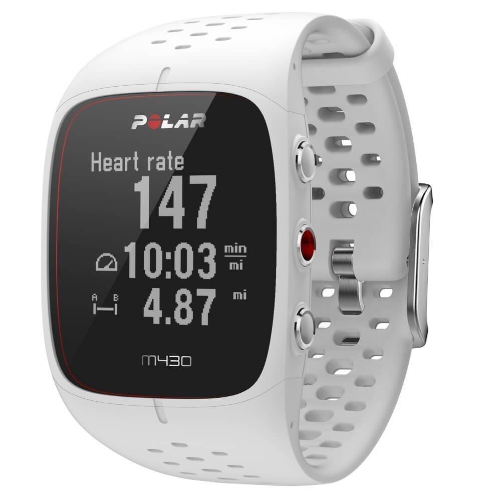Montre de running GPS Polar M430 - Avec suivi de la fréquence cardiaque -