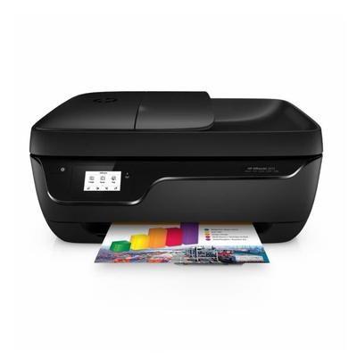 Imprimante 4-en-1 HP Officejet 3833 - WiFi + Abonnement 4 mois à Instant Ink (Via ODR 20 + 10€)