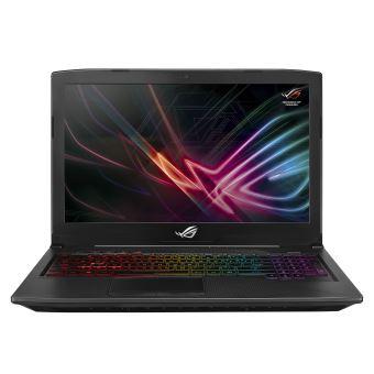 """PC Portable Gaming 15.6"""" Asus ROG Strix-GL503VD-FY081T (i7-7700HQ - 12 Go de RAM - 128Go de SSD - GTX 1050 4Go)"""