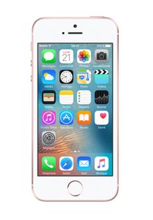 Smartphone iPhone SE - 128 Go - Débloqué tous opérateurs - Plusieurs coloris (Rose, Argent, Gris, Or)
