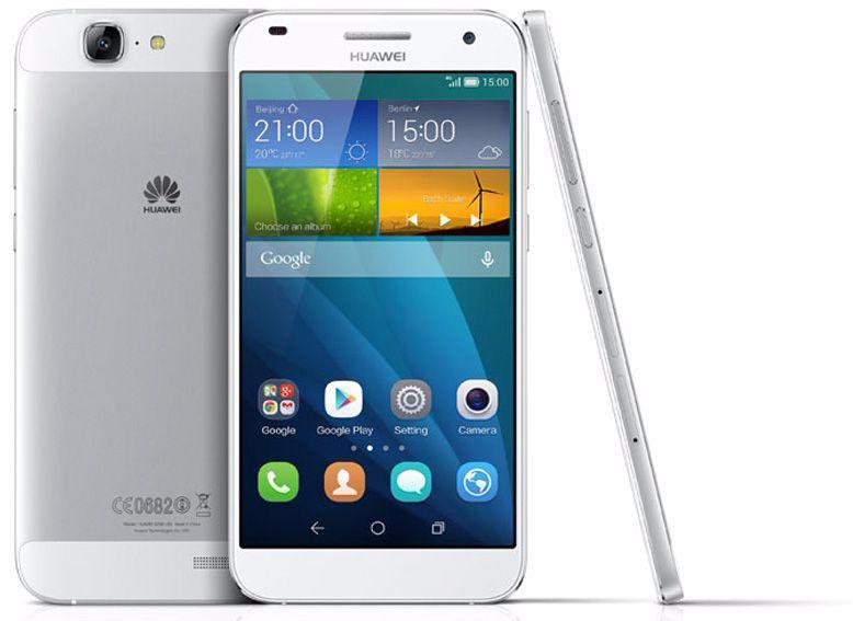 Smartphone Huawei Ascend G7 16Go silver